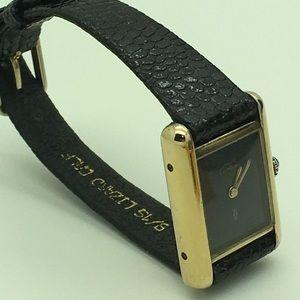 Cartier Accessories - Must De Cartier Paris 925 Swiss Watch